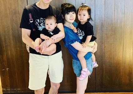 福原愛の2人の子供が可愛い!性別や名前(漢字)は?国籍はどっち?