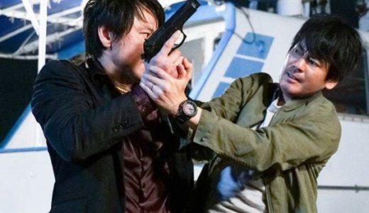 【ボイス】唐沢寿明の黒い腕時計がカッコイイ!ブランドはLUMINOX!