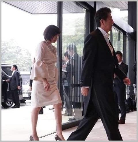 安倍 昭恵 ドレス