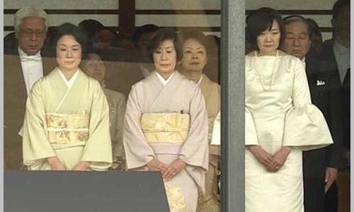 【即位の礼】昭恵夫人のファッションがダサい!訪問着、残念との声!