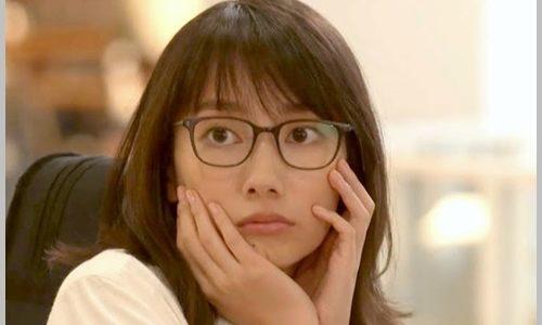【G線上のあなたと私】波瑠の黒縁メガネが可愛い!ブランドはパリミキ!