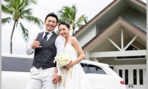 【特定】鈴木誠也と畠山愛理の結婚式場の場所はどこ?ハワイのアロハ・ケ・アクア!
