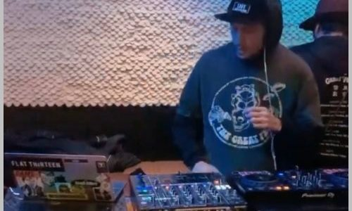 【動画】長瀬智也がDJしたホテルの場所はどこ?渋谷区のTRUNKと特定!