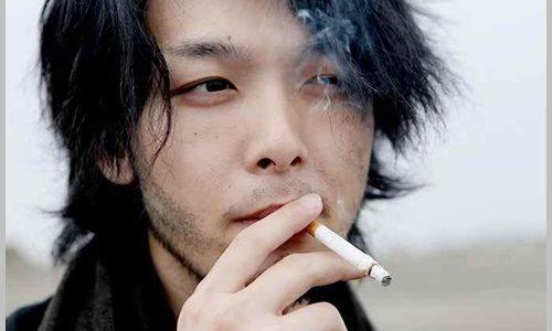 中村倫也は喫煙者でヘビースモーカー?タバコの銘柄は?タバコ姿がカッコいい!
