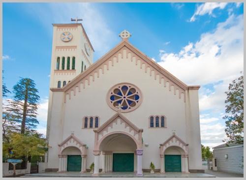 碑文谷教会