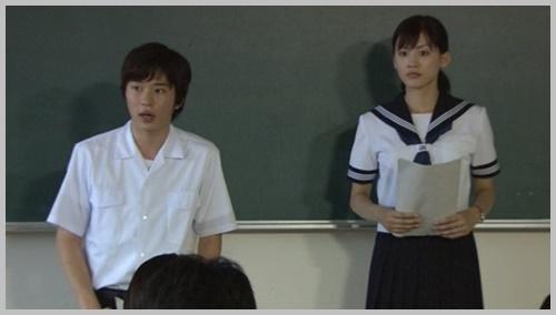 田中圭,綾瀬はるか