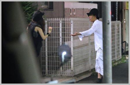 吉高由里子,野田洋次郎