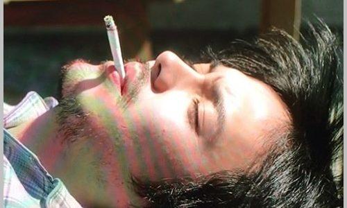 林遣都のタバコ姿がカッコいい!喫煙者でヘビースモーカー?銘柄は?