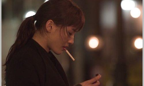 【画像】綾瀬はるかは喫煙者でヘビースモーカー?タバコの銘柄も確認!