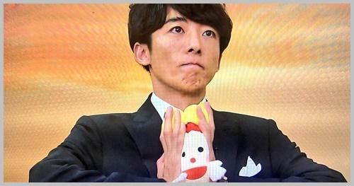 【画像】高橋一生のぬいぐるみの持ち方が話題!扱いが雑なのは愛情表現だった!