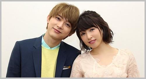 桜井日奈子と吉沢亮